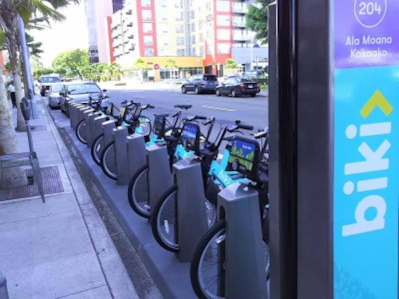 レンタルサイクルの「Biki」なら移動もストレスフリー。乗車時間5時間・回数無制限で25ドル