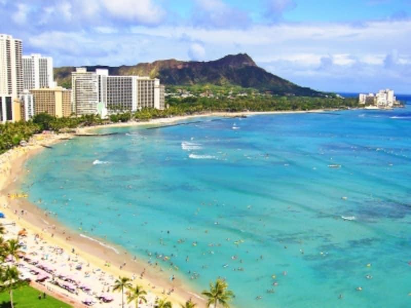ハワイ滞在時間は51時間30分ほど。目一杯ハワイを楽しもう!