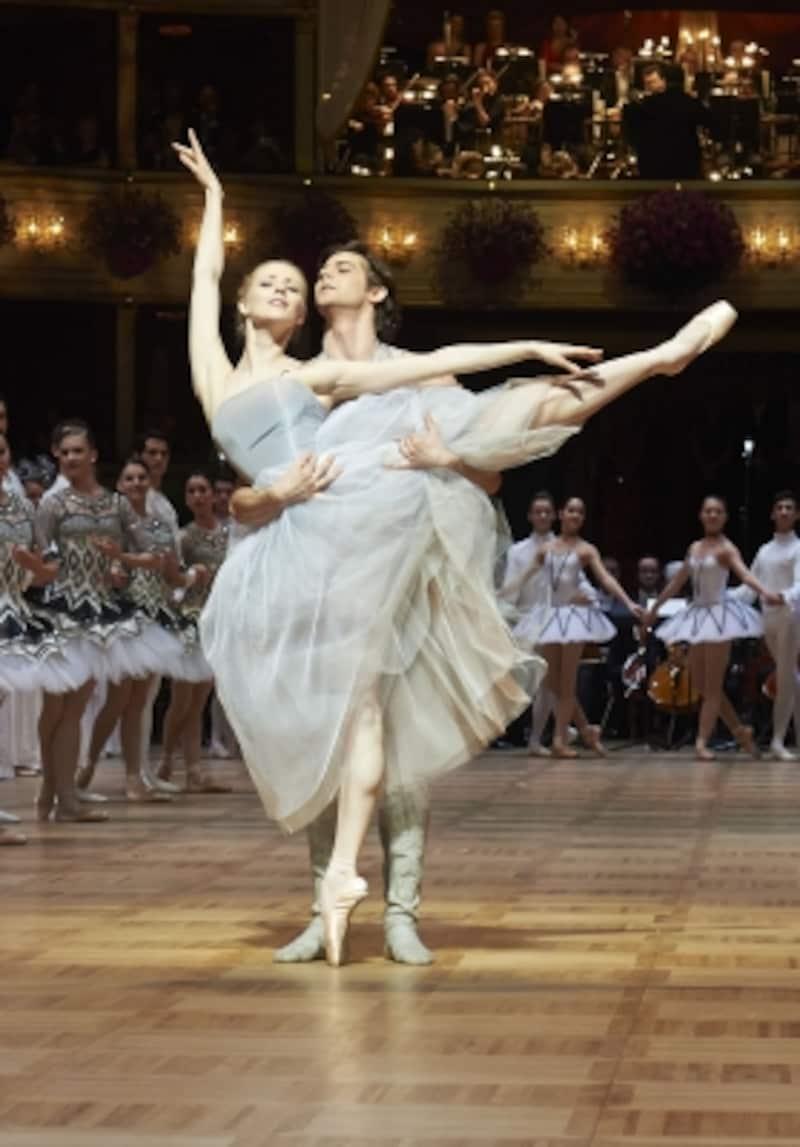 オペラ座のバレエ