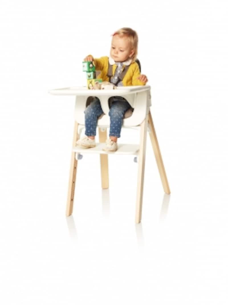生後6ヵ月頃からは、「ステップスベビーセット」がぴったり