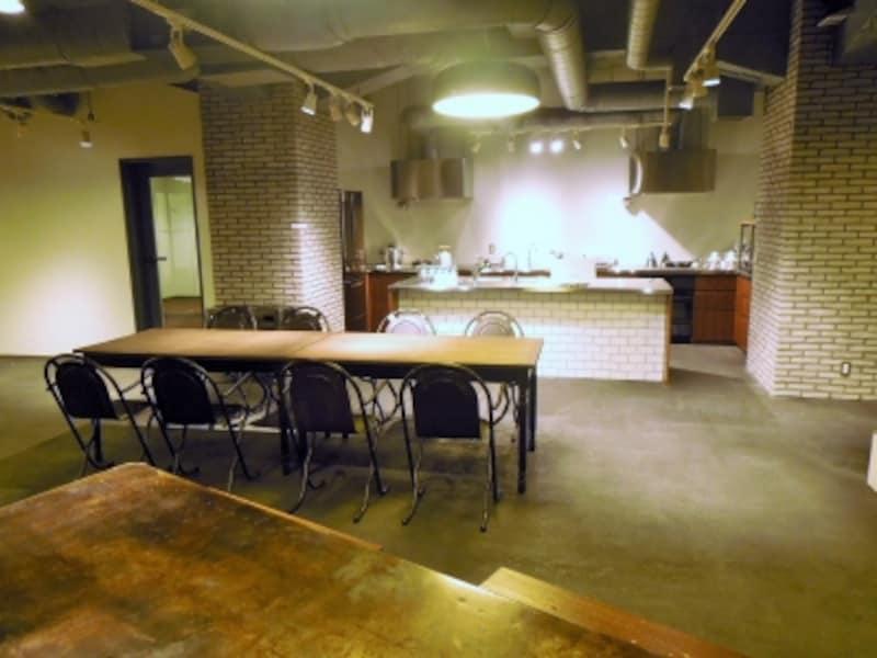 レンタルキッチンの写真