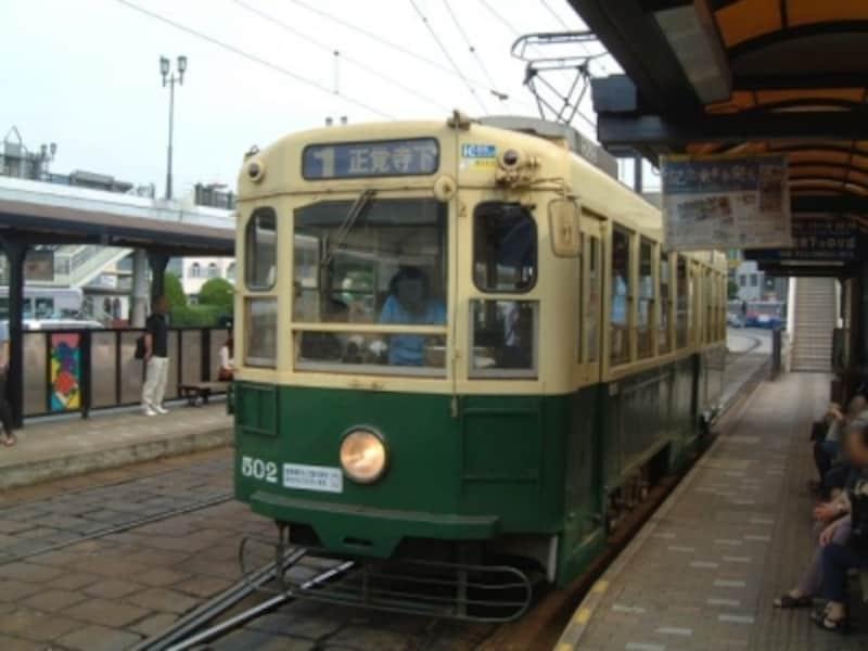 長崎電鉄(路面電車)