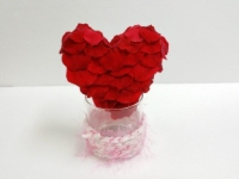 バレンタインプリザ