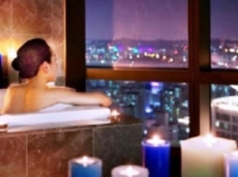 韓国ホテルスパ