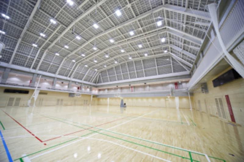 東京都内でバドミントンができる体育館・利用方法