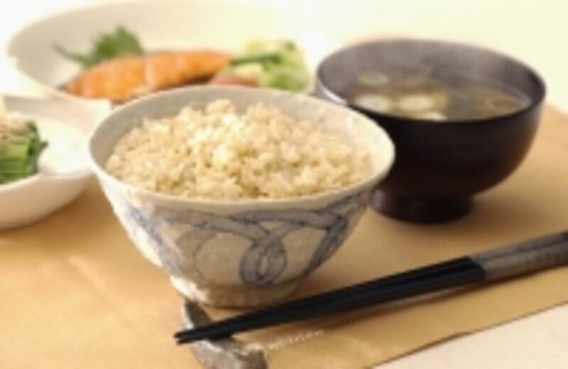 歯周病,玄米菜食,玄米,予防,改善,オーラルケア,健康,食物繊維