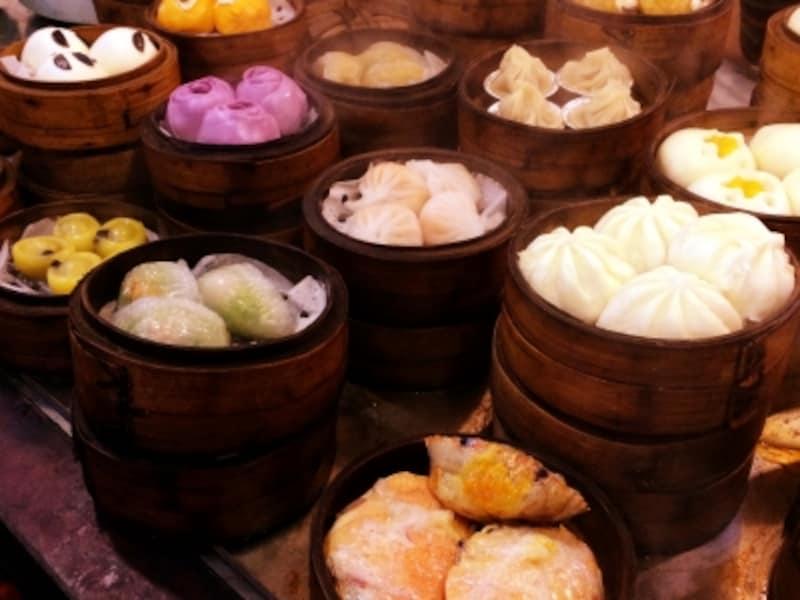 北京九門小吃「蒸しまん」