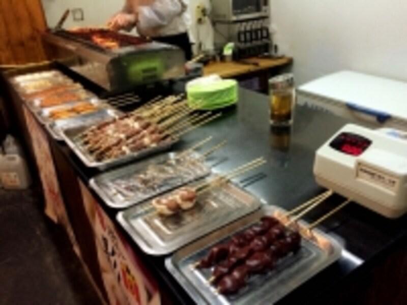 北京九門小吃「羊肉串」