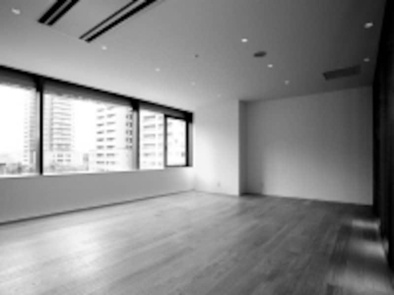何もなくなったなった部屋のイメージ