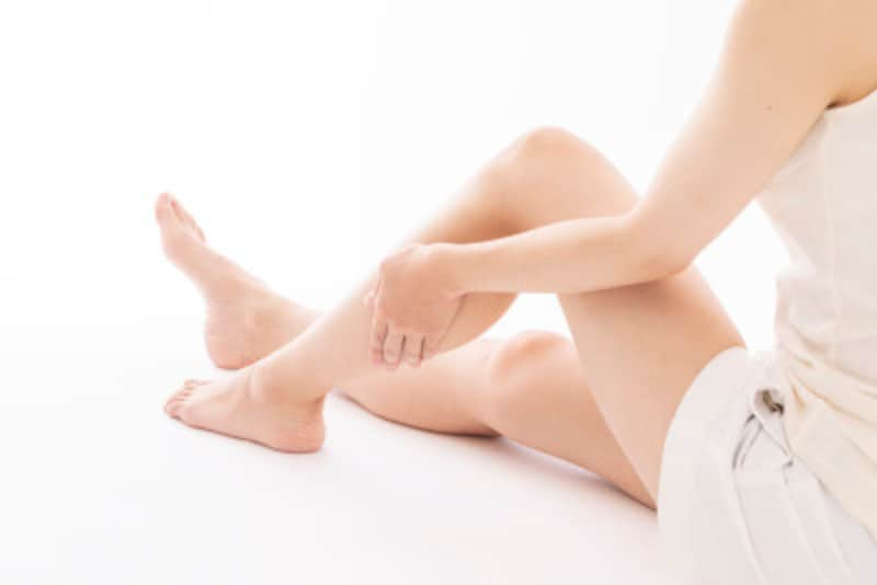 美脚を日課にしませんか。