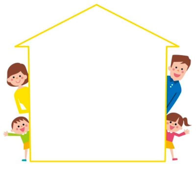 家族の命を守るために、まずは自宅の耐震性を確認してください