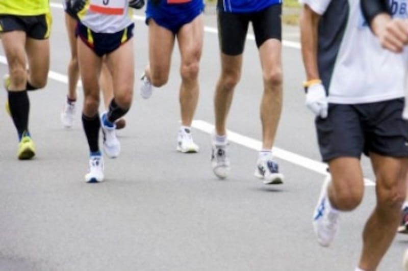 ランニング,マラソン,ジョギング,自宅,ケア,ストレッチ