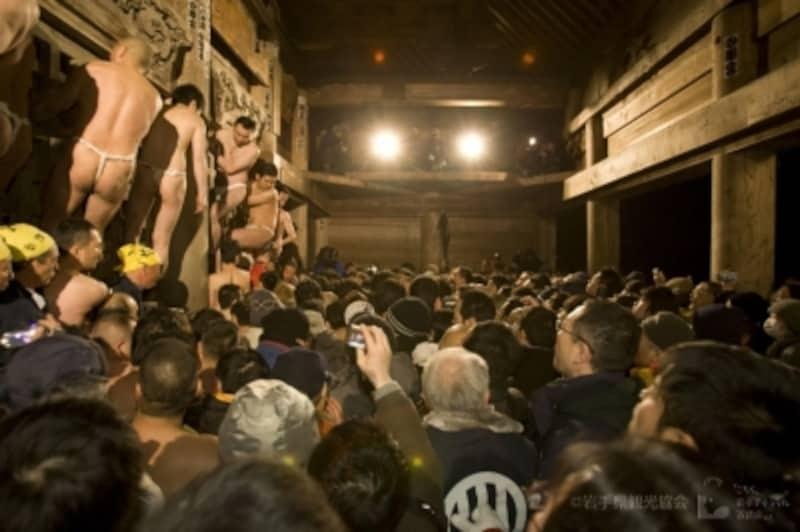 黒石寺蘇民祭undefined(写真提供:岩手県)