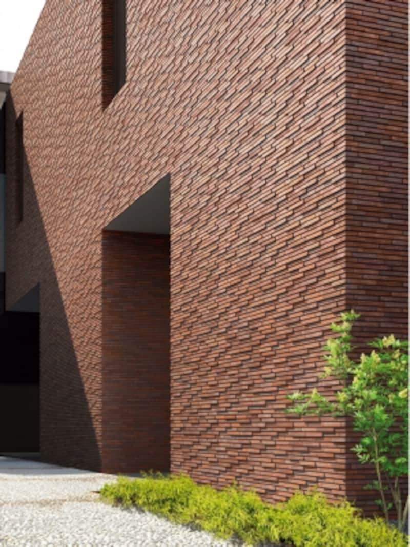 外装壁タイル「グラッデン」施工例