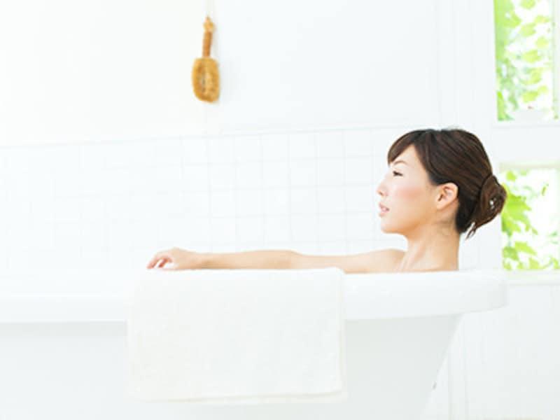 体を温めるにはやっぱりお風呂!