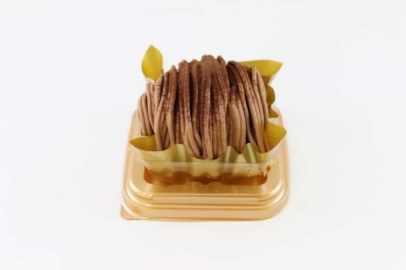 チョコレートモンブラン