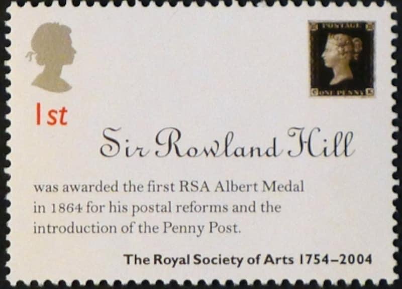 ローランド・ヒルの郵便改革