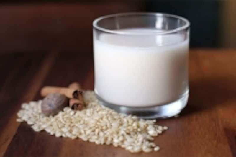 セレブも愛飲!ライスミルク