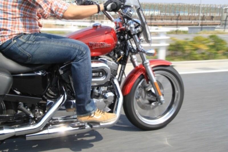 オートバイそのものがパフォーマンスダウンしては、結果的に安全性を損なうことに。これでは本末転倒