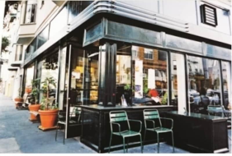 サンフランシスコのタルティーンベーカリー