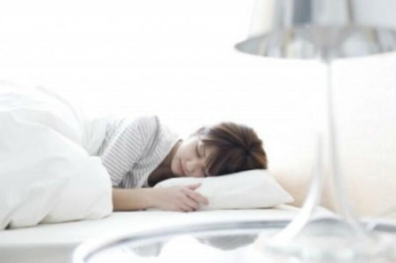寝不足はコンディション低下に繋がります