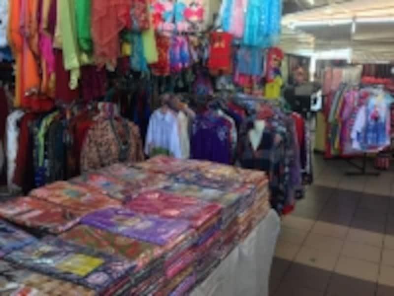 衣料品市場