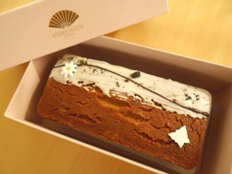 マンダリンオリエンタル東京 パウンドケーキ