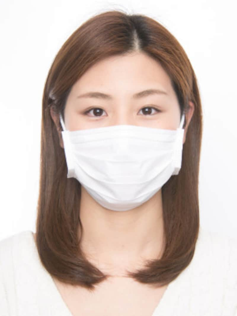 マスクメイクの方法!