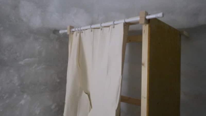 氷の脱衣所