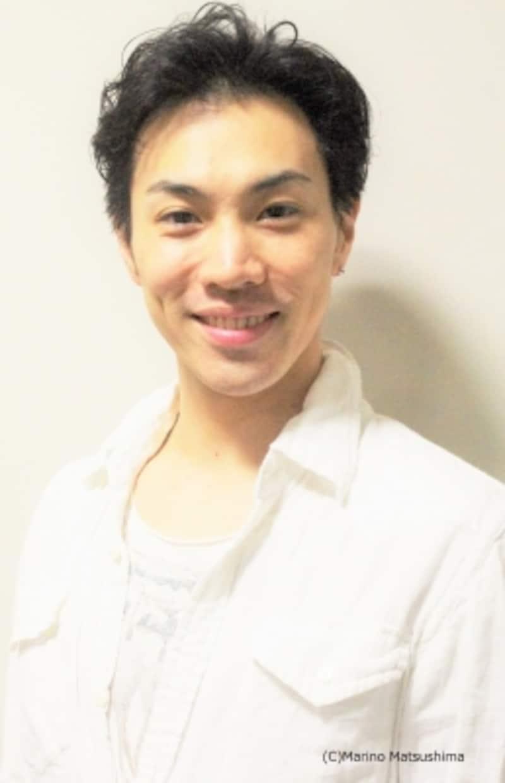 松島勇気undefined神奈川県出身。5歳で『キャッツ』を観劇、劇団四季を志す。中学生からバレエを始め、全国舞踊コンクールundefinedパ・ド・ドゥ部門1位を受賞。2002年に劇団四季オーディション合格、2003年初舞台。『キャッツ』ミストフェリーズ『コーラスライン』リチー『ウエストサイド物語』ベルナルド、リフ役などで活躍している。(C)MarinoMatsushima