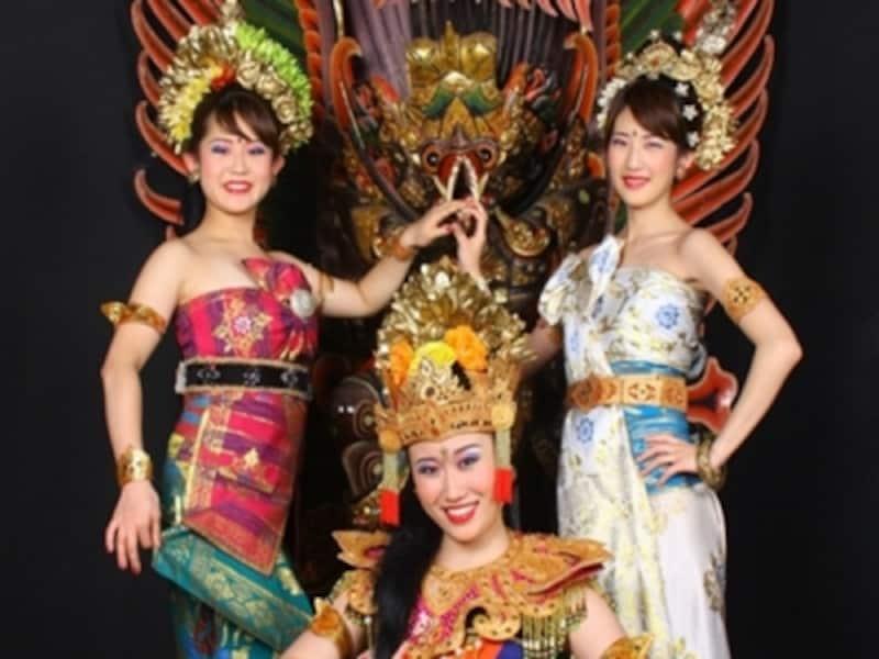 バリの民族衣装