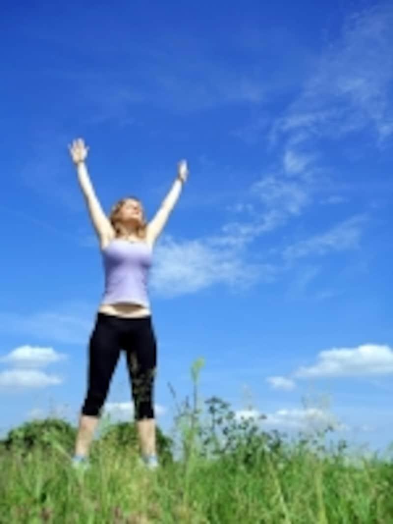 新しい季節に向けて、ストレッチで体も心も軽くしましょう。