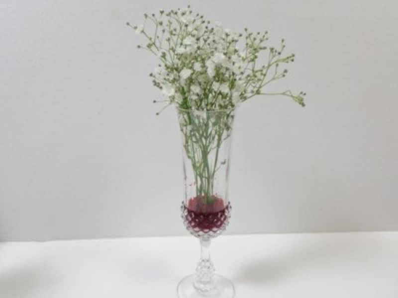 かすみ草リーフ液