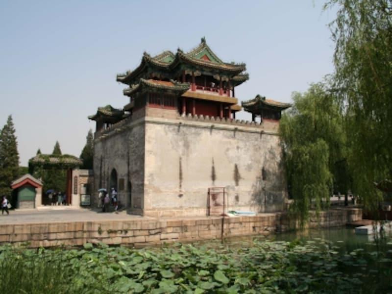 頤和園「文昌閣」