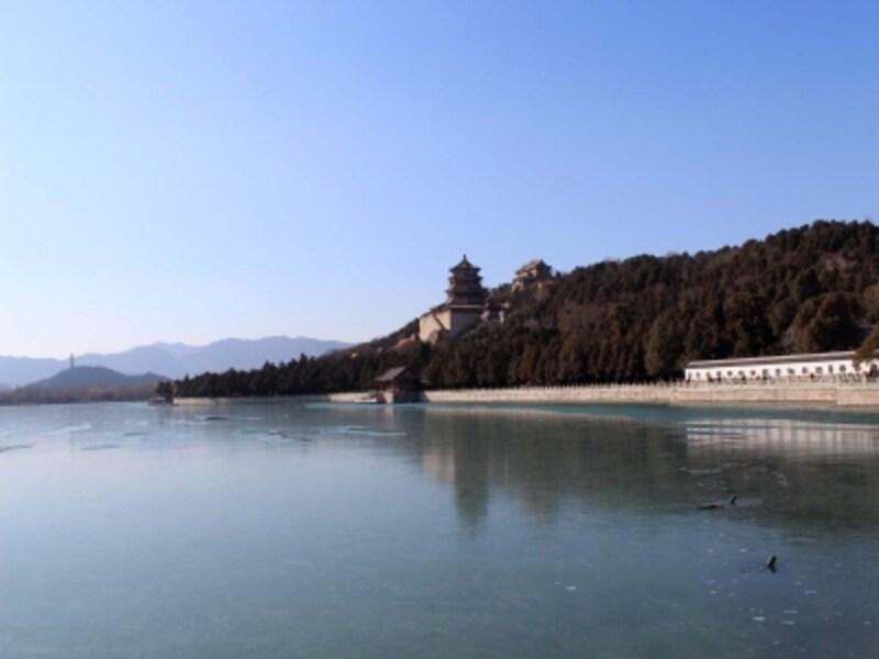 頤和園「万寿山、昆明湖」