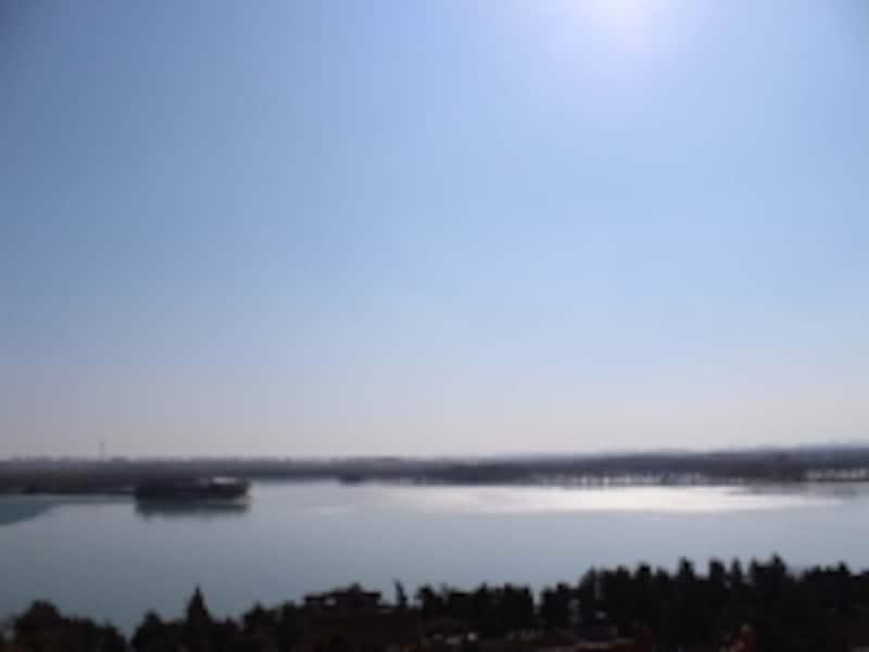 頤和園「昆明湖」