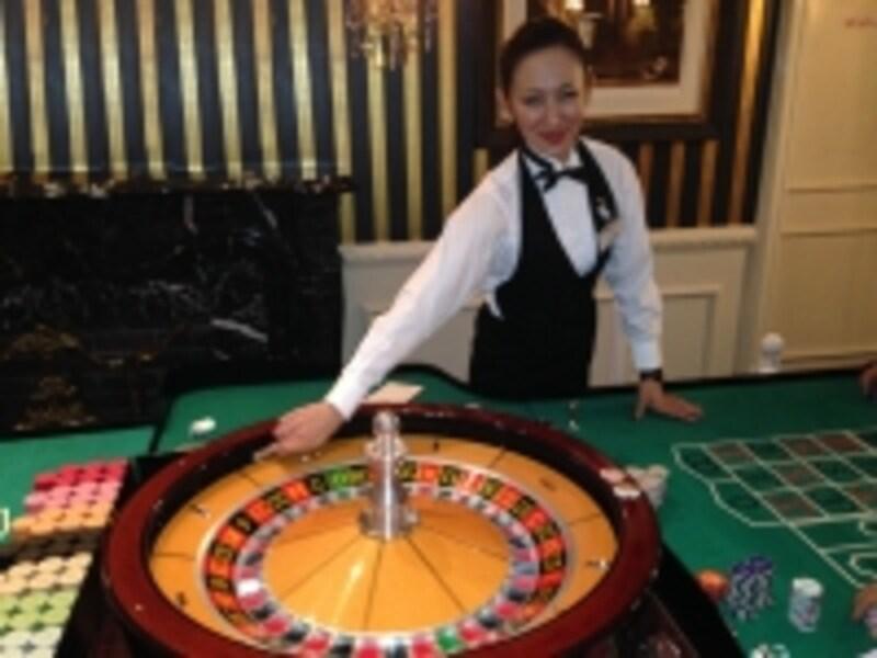マーケットがカジノ事業に注目する理由とは(協力:「カジノ・ヴィーナス」)