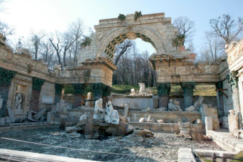 ローマの廃墟