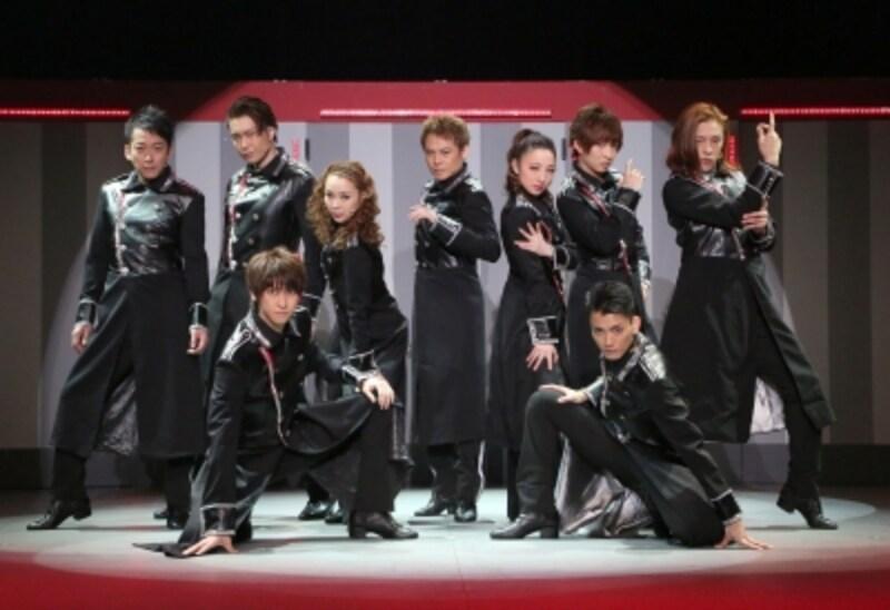 『CLUBSEVEN10th』写真提供:東宝演劇部