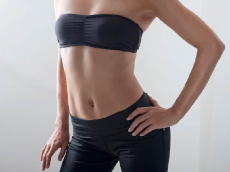 胴体から痩せる!全身の脂肪を燃焼!毎日3分の体幹ボディメイク