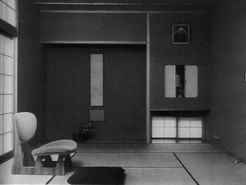 低座椅子・松本邸
