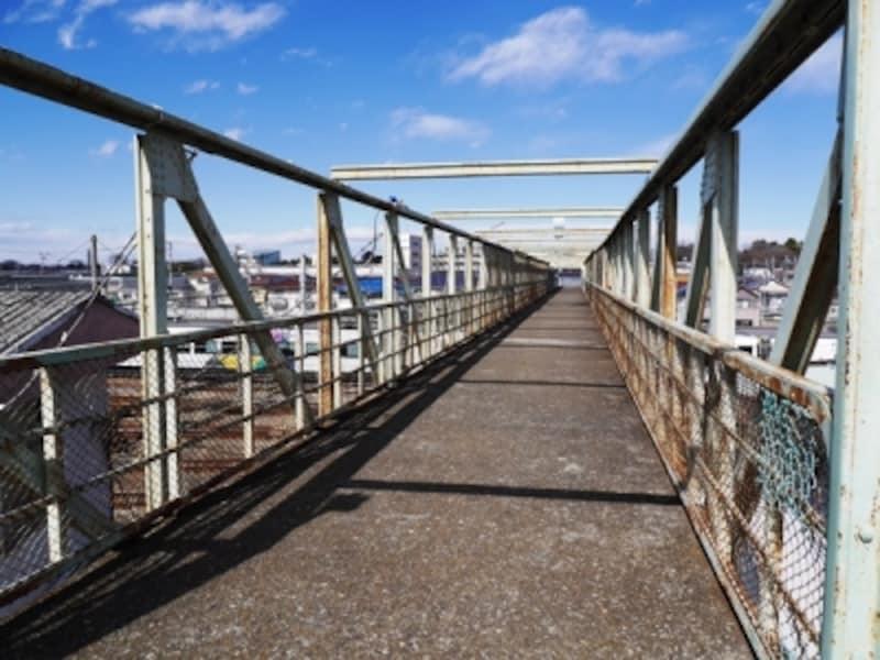 太宰お気に入りの陸橋