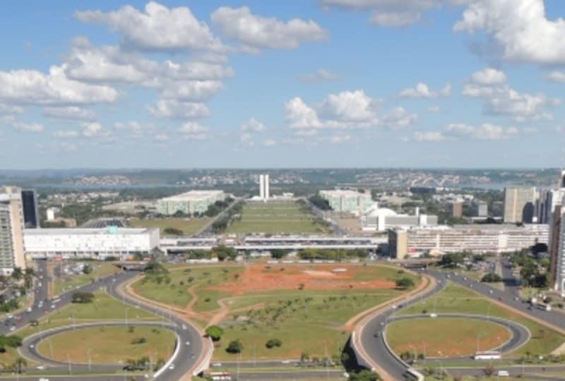 ブラジリアの風景