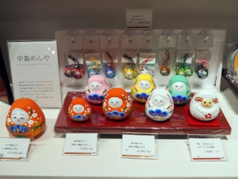 金沢の郷土玩具「加賀八幡起上り」
