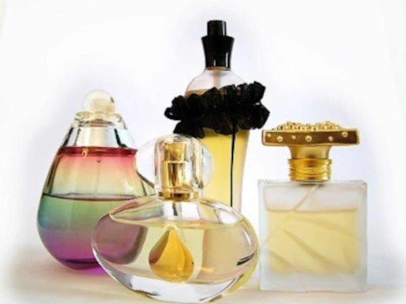 香水を再利用