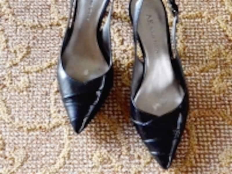 夫人靴はゴミ?