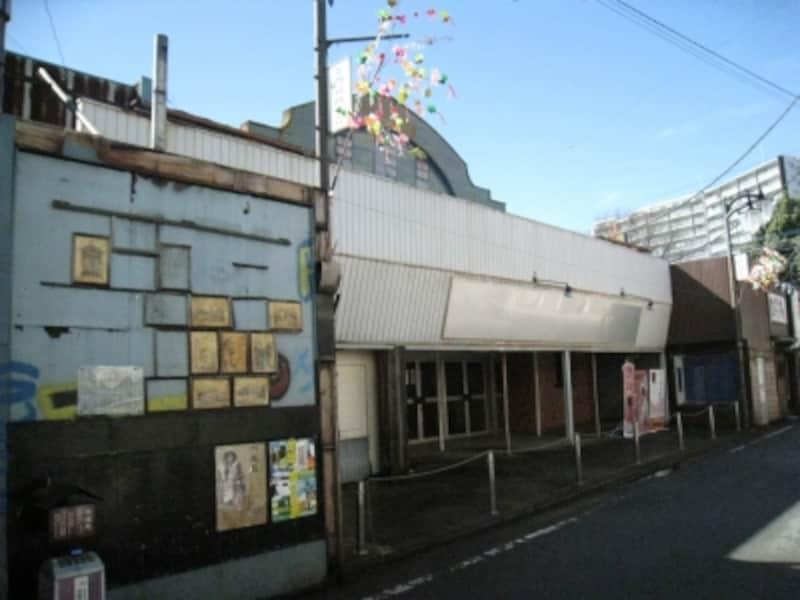 旧鶴川座。