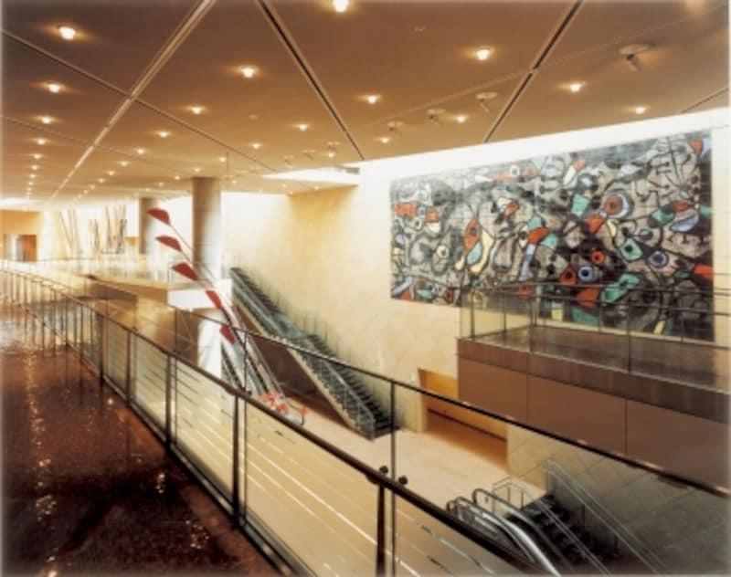 国立国際美術館undefined内観