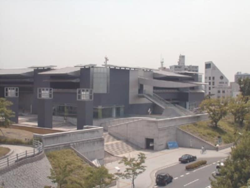 和歌山県立近代美術館undefined外観