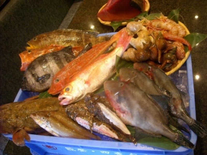 北陸の鮮魚